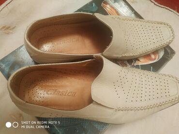 Мужские кожаные туфли (Турция)45 р очень хорошем состоянии