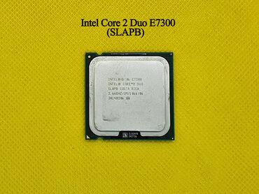 Intel Core 2 Duo E7300 (SLAPB)PC üçün prosessorSocet: LGA7753 Мb keş