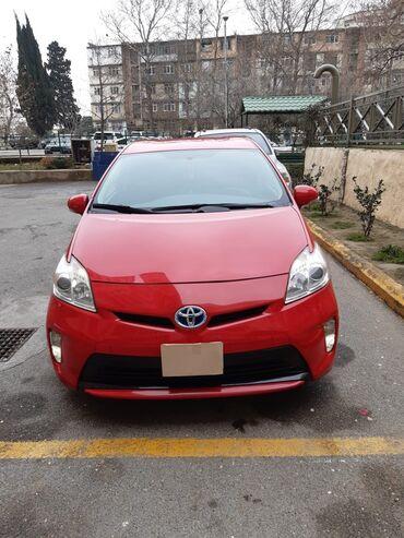 toy çəkmələri - Azərbaycan: Toyota Prius 1.8 l. 2014 | 102000 km
