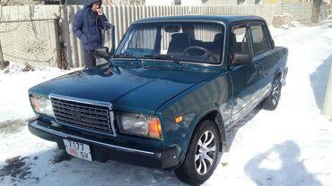 диски в Кыргызстан: ВАЗ (ЛАДА) 2107 1.6 л. 2003