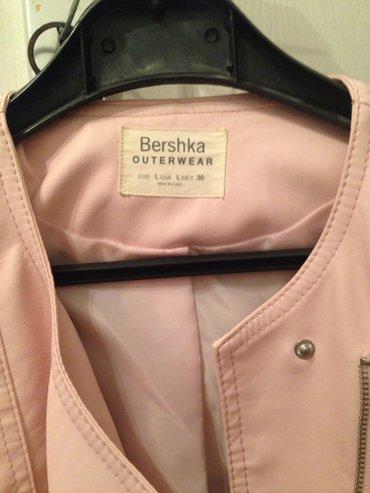 Nova bershka jakna, jednom nosena nova, manji kroj i ako pise l, ja - Belgrade