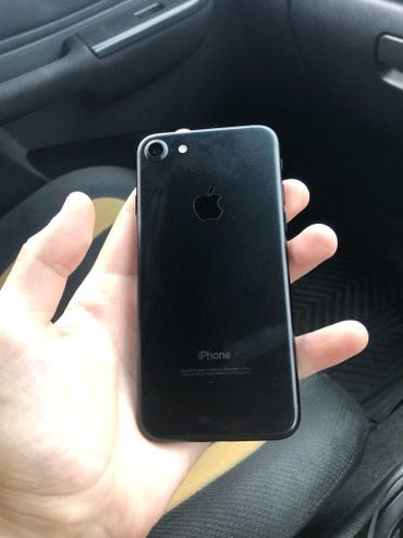 Айфон 7/32 черный матт идеал 23000 без обмена  в Бишкек