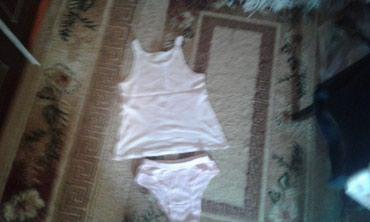 Майка на девочку, новая, цвет нежно розовый, размер на 2,3, 4 года. в Бишкек