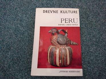 Naslov: drevne kulture peru  - Beograd