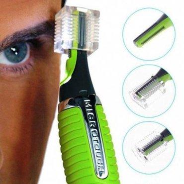 Microtouch  max  trimer  za dlacicekarakteristike proizvoda :•50% d - Nis