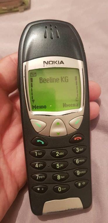 Продаю легендарный телефон нокия 6210 работает идеально или обмен в Лебединовка