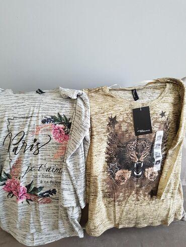 Bluzice dugi rukav,nove,obd za 800din