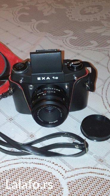 Foto-aparat nemacke proizvodnje, marke exa 1c, samo za prave - Nis