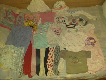 Carters - Srbija: Malo koristene stvari za devojčicu od 12 do 36 meseci sve kupljeno u