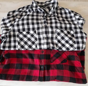 10102 oglasa | ŽENSKA ODEĆA: Dve košuljice očuvane