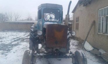Трактор т40 простой.с плугом мини в Покровка
