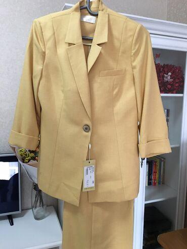 продажа коробок для переезда in Кыргызстан   АВТОЗАПЧАСТИ: Продаю новый шикарный, брючный костюм, с этикеткой, размер 46-48