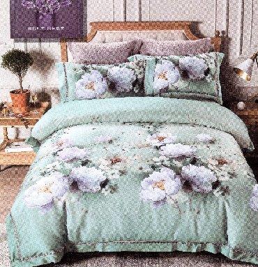 правильное постельное белье в Кыргызстан: Постельное белье(Шёлк)Богатое, изысканное, красивое и нарядное