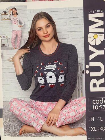 pijama - Azərbaycan: RÜYAM pijama dəsti Metrolara çatdırılır Rayonlara poçtla göndərilir
