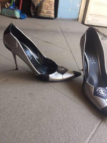 Italijanske cipele kozne (casadei) br 40 - Belgrade
