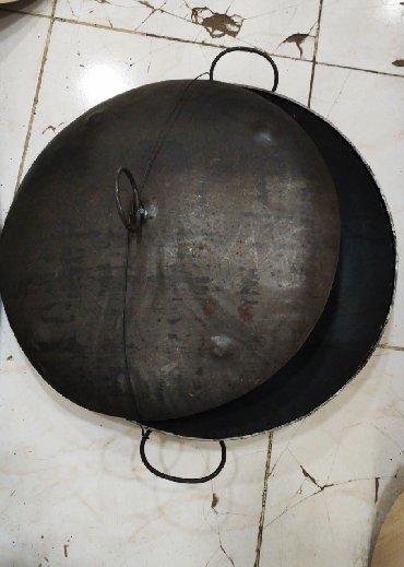 demir sac - Azərbaycan: Sac ocaq saci ocaq sacıQalin demir materialAlt hissesi yumuru avaldi