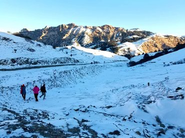 Kalinchowk Bhagwati tour is an extremely prominent short outing in in Kathmandu