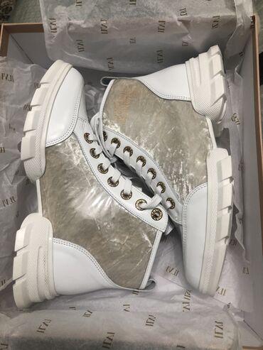 Продаю ботинки турецкого бренда «İLVİ» Заказала через байера, не по