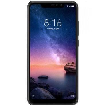 Xiaomi redmi note 3 pro 2 16gb silver - Azerbejdžan: Novo Xiaomi Redmi Note 6 Pro 32 GB crno
