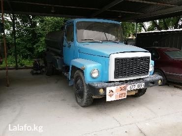 Продаю или меняю бензовоз ГАЗ 3307 калибровка 4944 литра. в Бишкек