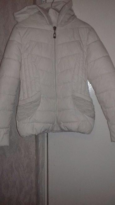 Куртка пуховик демисезонный хороший состояние (б/у) в Бишкек