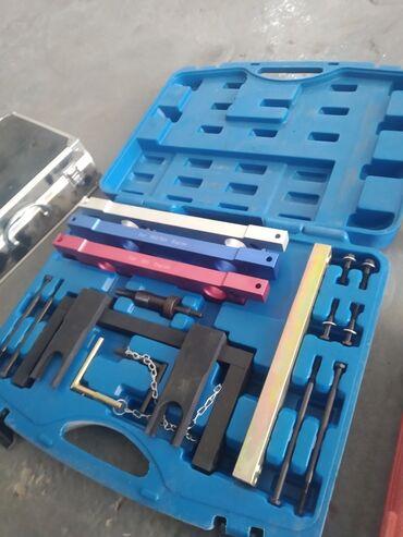 продажа бу инструмента в Кыргызстан: Продается новый набор инструментов для замены ГРМ автомобиля BMW