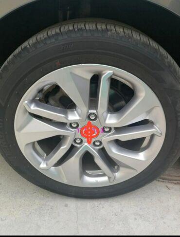 Автозапчасти и аксессуары - Чолпон-Ата: Куплю диски r 17 с разболтовкой 5-114.3 для Тойоты Альфард