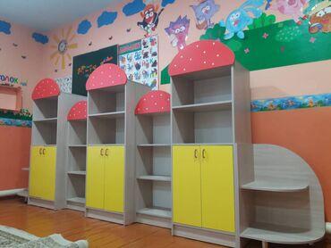 Полная комплектация мебелью детские дошкольные учреждения.  Дошкольная