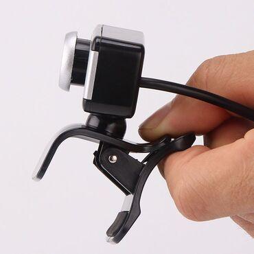 веб камеры для компьютера в Кыргызстан: Компьютерная камера 480P USB HD ВС-1301 1. Встроенный цифровой микроф