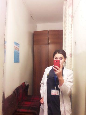 Ищу работу стаж 6лет. проц.медсестра в Бишкек