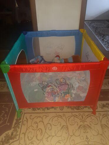 Дом и сад - Ашагы-Гюздек: Детская мебель   Манеж