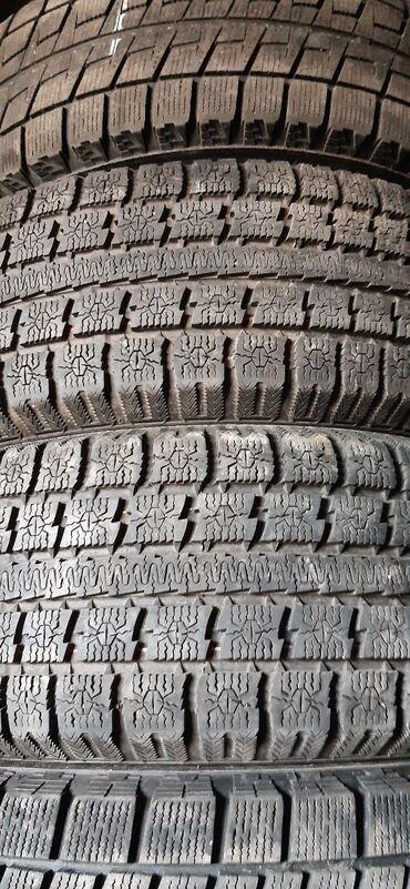 Шины для грузовиков - Кыргызстан: 2шт за 4500 Зимние шины японские