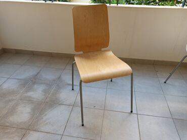 Έπιπλα - Ελλαδα: 2 καρέκλες πολύ καλής ποιότητας ΙΚΕΑ σε άριστη κατάσταση. Χρώμα/υλικό: