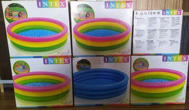 """Продаю надувные бассейны от компании """"Intex"""" . Высокопрочные"""