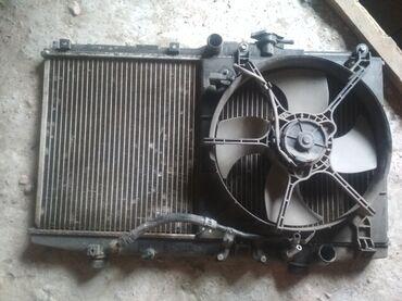 Продаю вентилятор охлаждения на Хонда Торнео, аккорд. И моторчик от
