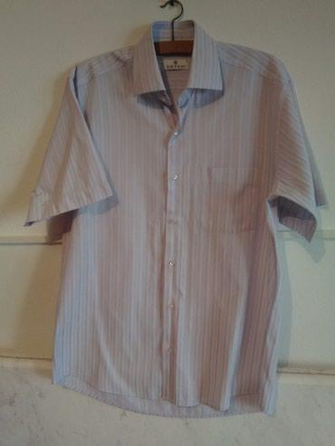 Muška košulja Erten, lila boje, ramena 48 cm, M veličina. - Kragujevac