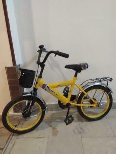 İdman və hobbi - Biləsuvar: 16liq velosiped satilir. Yenidir alinib lakin istifade olunmayib. 6