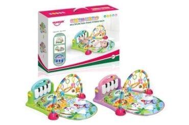 Aktivni ves - Pozarevac: 3500 dinaraMelodija i zabavne igračke čine ovu podlogu jedinstvenom