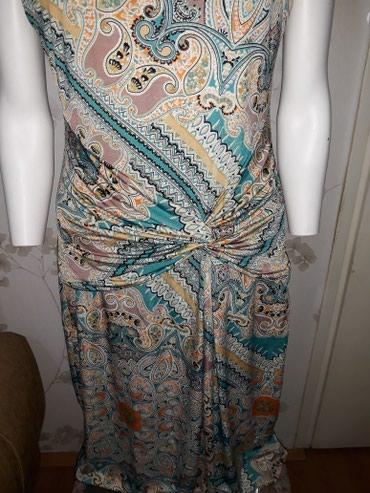 Viskozna haljina,M vel....rastegljiva.....za dve haljine od 800 - Smederevo