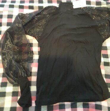женские-черные-свитера в Азербайджан: Turkiyeden getrmisem 1 ed qalib eyinde super qalir son modeldi dartila