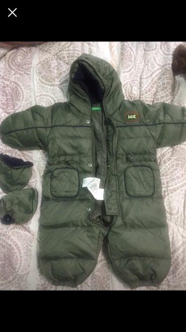 Benetton 3-7 месяцев. 70 см в Бишкек