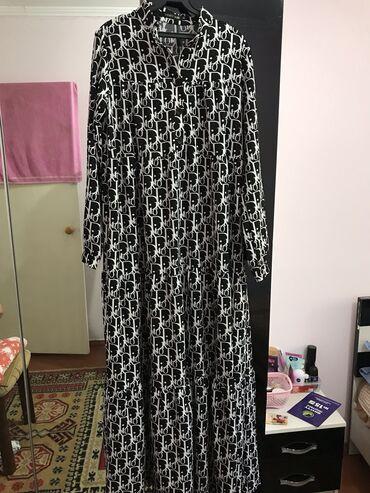 Продаю платье новое,размер 42 свободного кроя,можно беременным и