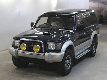 Mitsubishi Pajero 2.8 л. 1995   219000 км