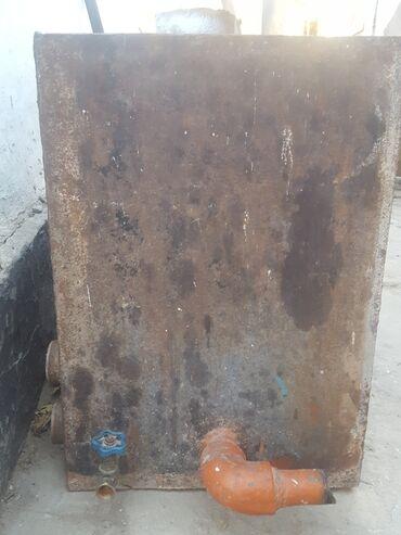 Ремонт и строительство - Кемин: Печка работала на 3 фаска (поставили новую старая без дела)