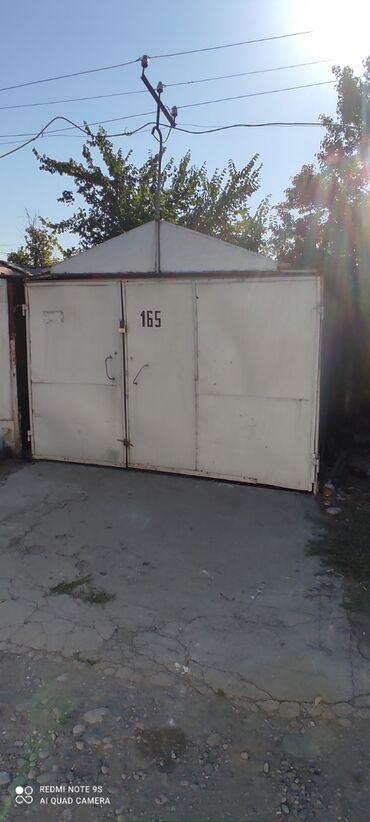 Недвижимость - Тынчтык: 19 кв. м Металлический | Подвал, погреб