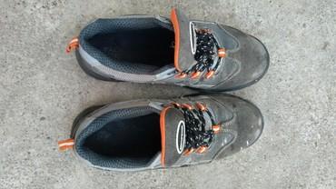 Мужская обувь - Кара-Суу: Спец ботинки 42 р. б/у с металлическим конструкциями,привезен из