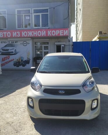 Kia - Бишкек: Kia Picanto 1 л. 2015 | 190 км