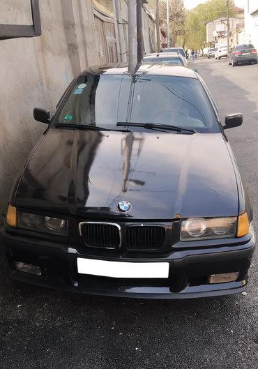 bmw-sedan - Azərbaycan: BMW 318 1.8 l.   32000 km