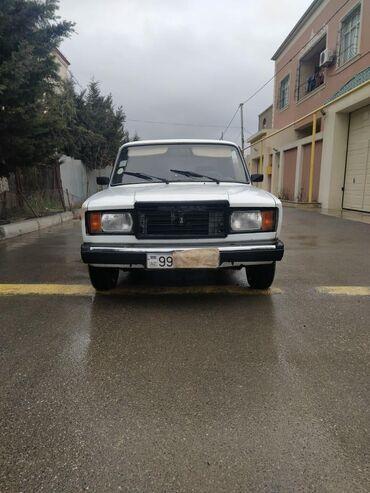niva tekeri satilir - Azərbaycan: VAZ (LADA) 2107 7.5 l. 2005 | 653256 km