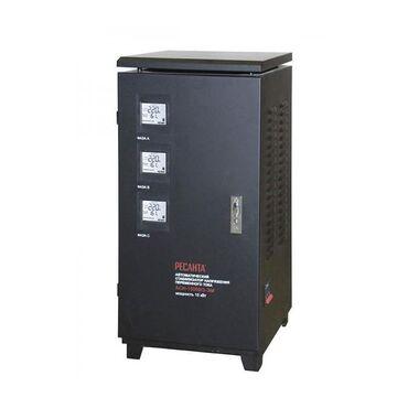 Стабилизатор Ресанта трехфазный АСН-15000/3 (63/4/5)Стабилизатор